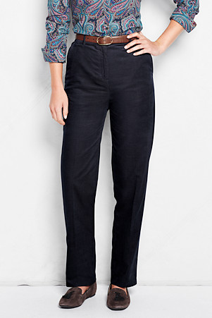 b9a55ba5 High Waisted Trousers | Elasticated Trousers | Lands' End