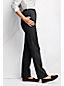 Women's Regular Back-Elastic Tapered Cord Trousers