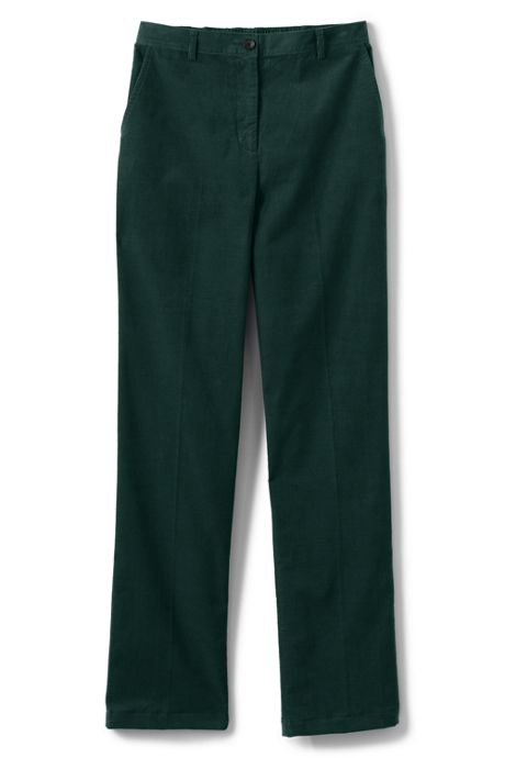 Women's 7 Day Elastic Back Corduroy Pants