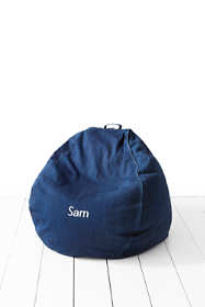 School Uniform Junior Solid Bean Bag Cover