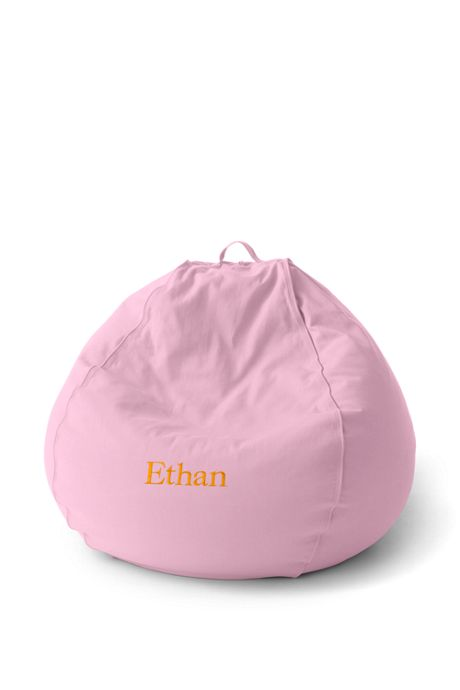 Regular Solid Bean Bag Cover