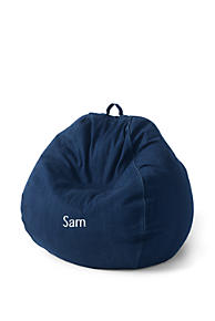 Solid Bean Bag Cover