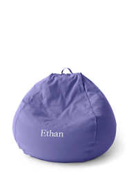 Junior Solid Bean Bag Cover