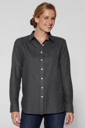 Women's Flannel Easy Shirt