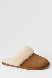 Women's Shearling Slide Slippers