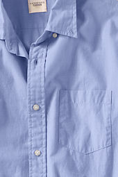 Men's Heritage End-On-End Poplin Shirt