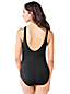 Women's Tugless Swimsuit with Tummy Control