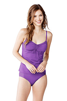Women's Beach Living Tankini Top