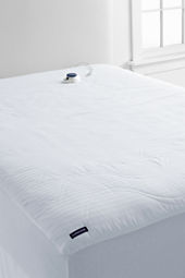 Water Resistant Heated Mattress Pad