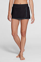 Women's Plus Size AquaTerra Swim Skort