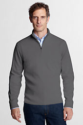 Men's Half-zip Active Sweater