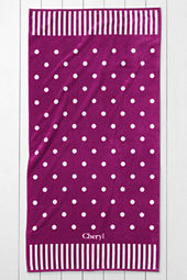 Dot Beach Towel
