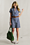 Women s Pintuck Shirtdress from Lands End from canvas.landsend.com