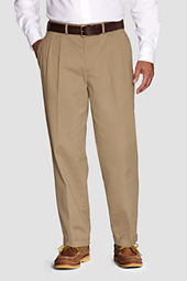Men's Traditional Willis and Geiger Pleat Front Field Pants