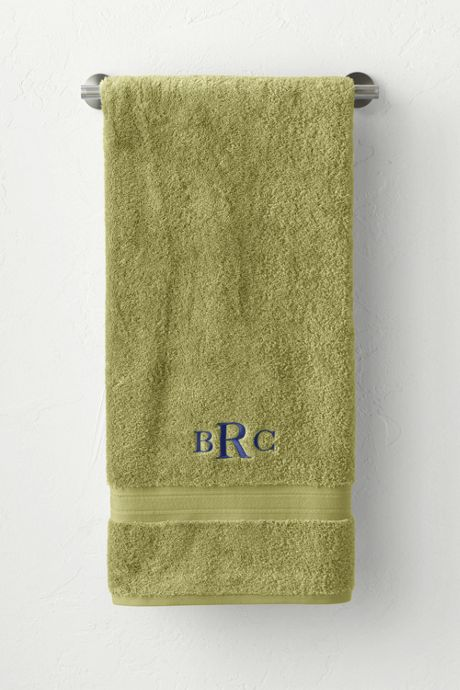 School Uniform Supima Bath Towel