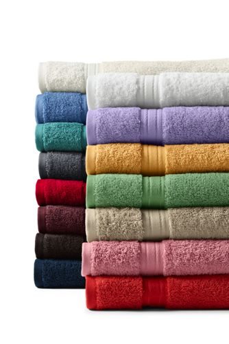Shop bath towels at Lands' End to find the timeless, high-quality Bathroom Towels, Hand towels and Decorative hand towels you want for your home. Monogrammed bath towels give your home a personal touch. Stock up on embroidered towels and Luxury bath towels like our Turkish cotton towels today!