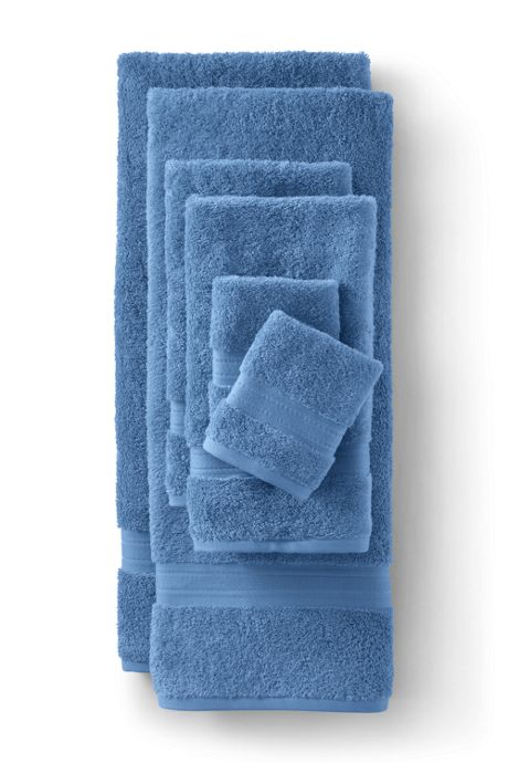 School Uniform Supima Cotton Washcloths Set of 2