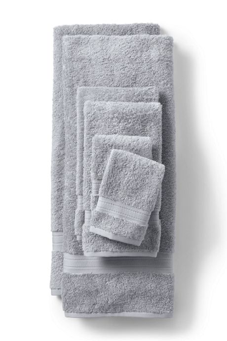 School Uniform Supima Washcloths (Set of 2)