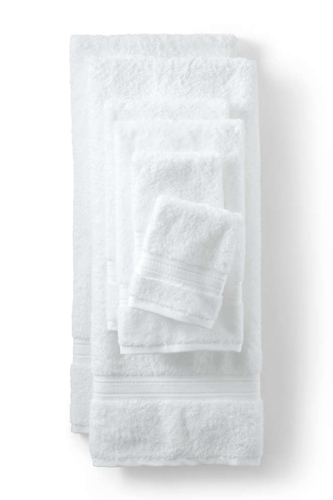 Supima Cotton Bath Sheet, Front