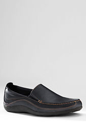School Uniform Men's Lakewood Slip-on Moc Shoes