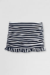 Girls' Shirred Ruffle SwimMini