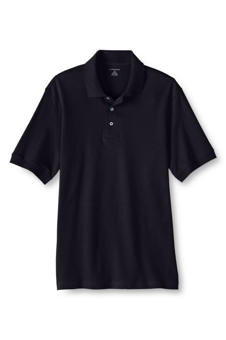 Men's Basic Interlock Polo