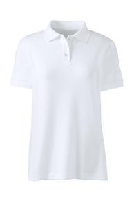 9ecd91f4acd3a Women s Short Sleeve Basic Interlock Polo