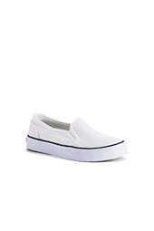 Boys' Canvas Slip-on Shoes