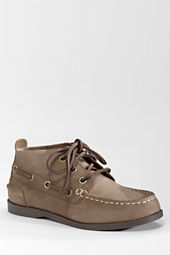 School Uniform Boys' Boat Chukka Boot