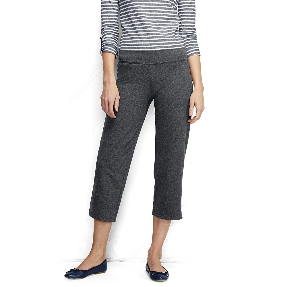Lands' End Women's Starfish Stretch Crop Pants at Sears.com
