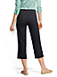 Women's Regular Starfish Refined Stretch Jersey Straight Leg Crops