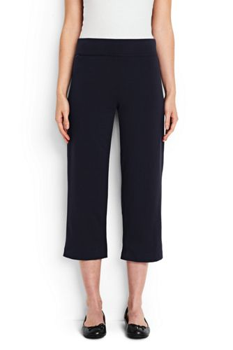Women S Starfish Crop Pants From Lands End
