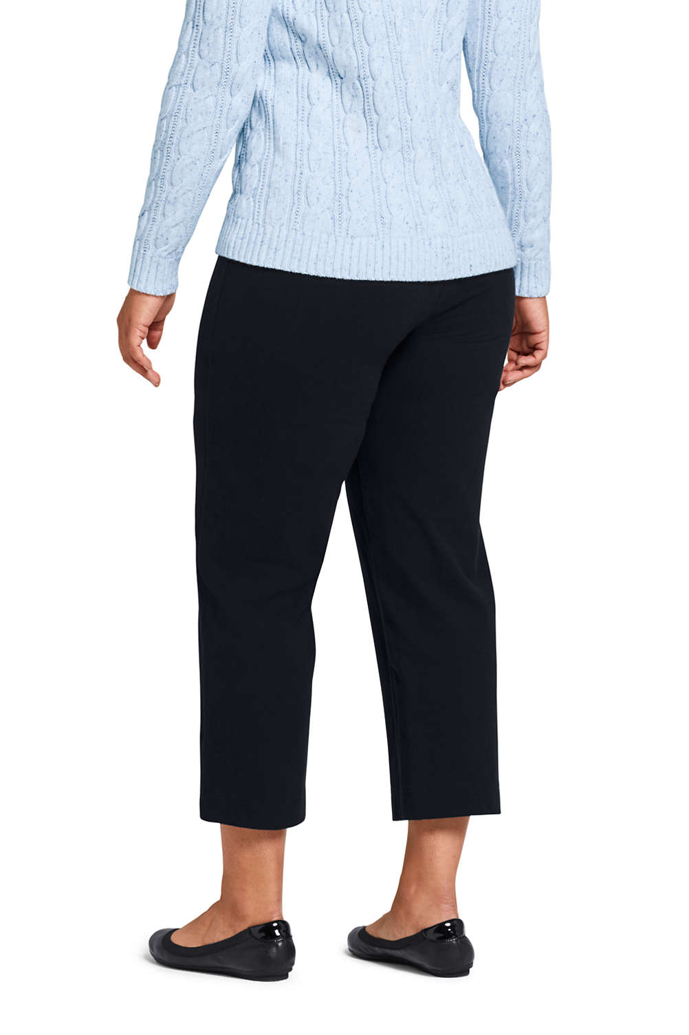 4d36f94371 Women s Plus Size Starfish Capri Pants from Lands  End