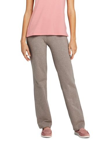 bd91ad6d5ad5b Women's Starfish Mid Rise Straight Leg Elastic Waist Pull On Pants from  Lands' End