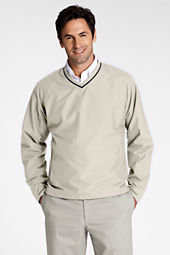 School Uniform Men's Pullover Windshirt