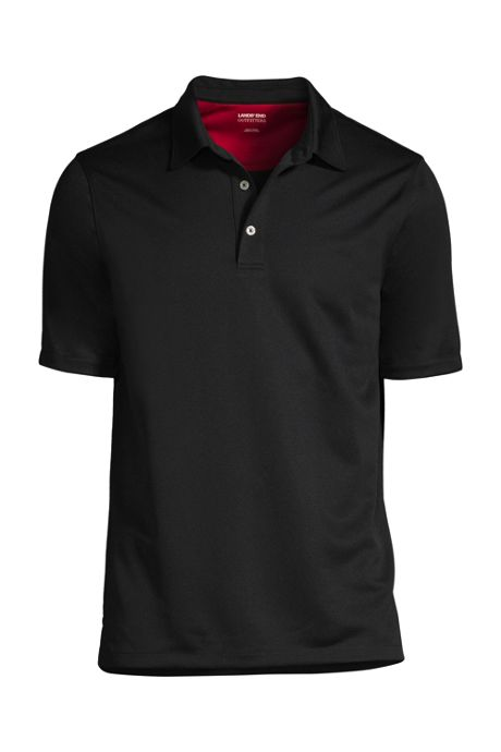 Men's Short Sleeve Active Pique Polo Shirt