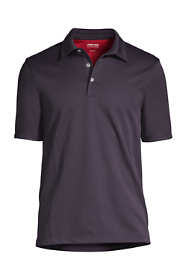 Men's Big Short Sleeve Active Pique Polo Shirt