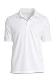 Men's Short Sleeve Active Pique Polo