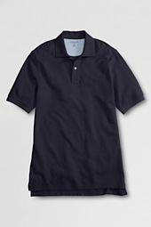 Men's Tailored Fit Short Sleeve Original Mesh Polo Shirt