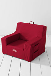 Kids' Solid Snug Harbor Chair Cover