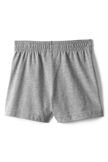 Little Girls Essential Knit Shorts