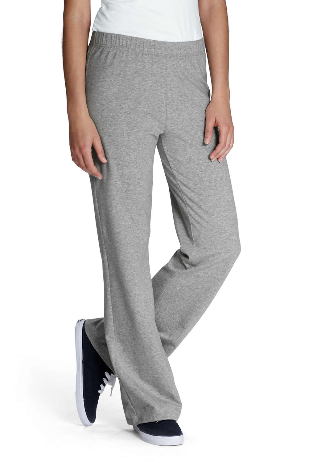 yoga pants from lands end