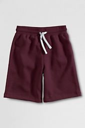 School Uniform Fleece Shorts