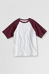 School Uniform Short Sleeve Raglan T-shirt