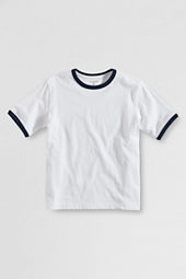 Boys' Short Sleeve Ringer T-shirt