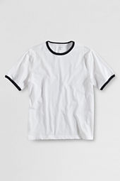 School Uniform Short Sleeve Ringer T-shirt