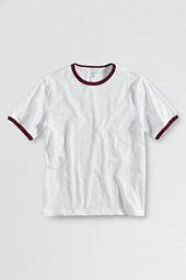 Men's Short Sleeve Ringer T-shirt