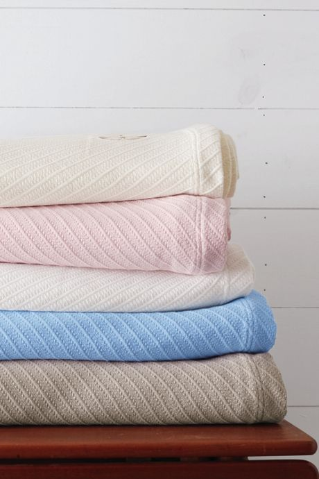 Ringspun Cotton Blanket