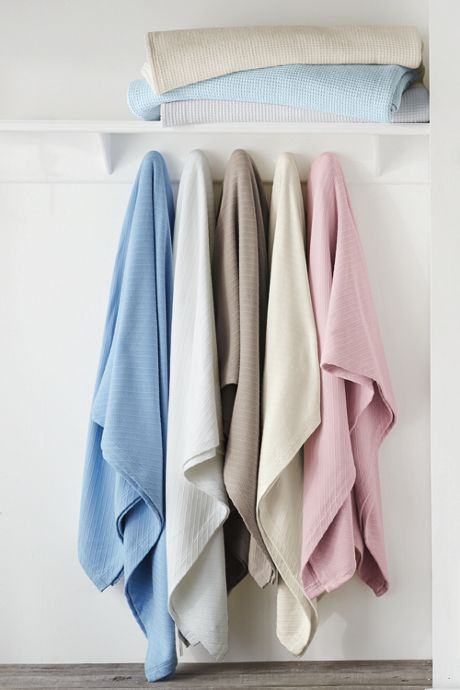 School Uniform Ringspun Cotton Blanket