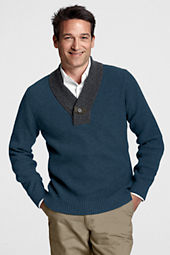 Men's Shorewood Wide Henley Pullover
